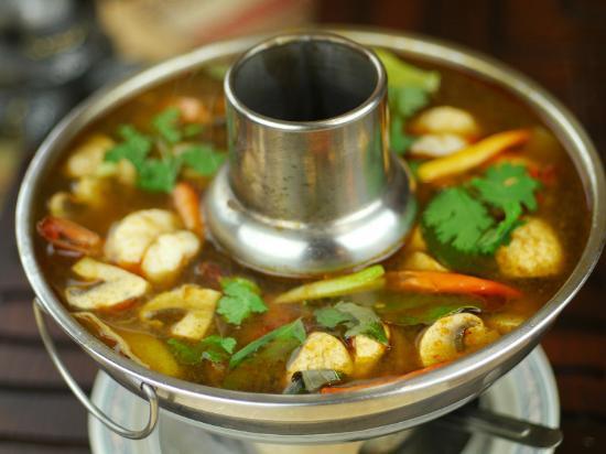Ruan Thai Restaurant Ogden Utah Hot And Sour Soup