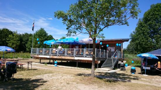 Kiosk am Piratenspielplatz