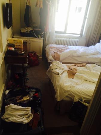 Galata Antique Hotel : la chambre