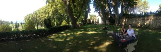 Mormoiron, Francia: picnic