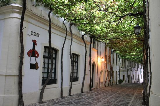 Calle de los ciegos bodegas tio pepe fotograf a de for Calle prado jerez madrid