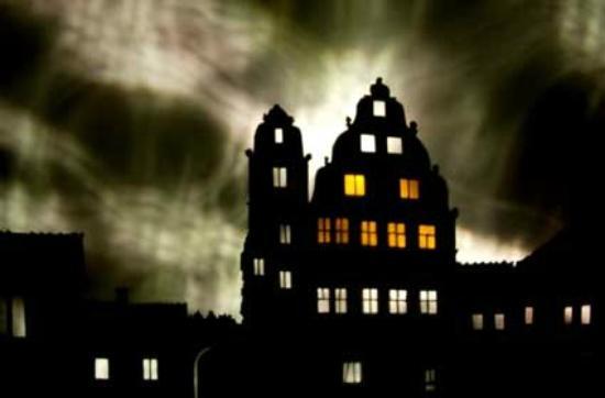 Bamberg, Tyskland: Die Alte Hofhaltung
