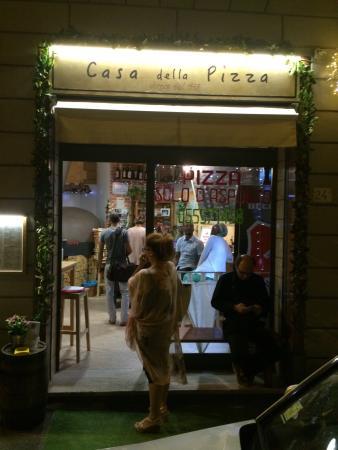 Casa Della Pizza S.D.F