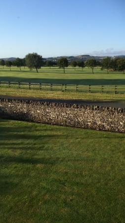 Barms Farm : The view from our bedroom window