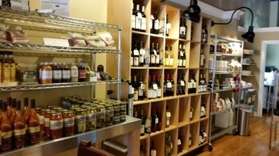 Staunton, VA: Wine selection