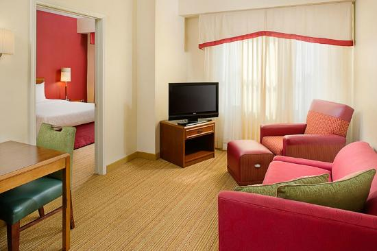 Residence Inn Dallas Park Central: One Bedroom Studio Suite