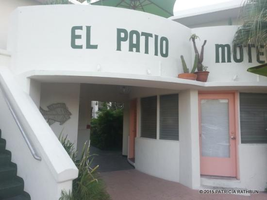 entrance to rooms picture of el patio motel key west tripadvisor
