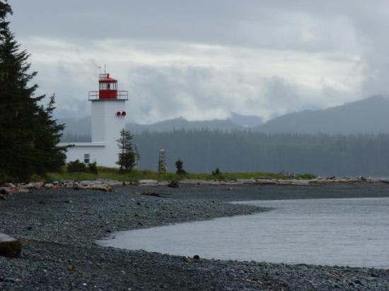 Malcolm Island, Canadá: Pulteney Point Lighthouse