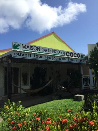 Maison de la Noix de Coco