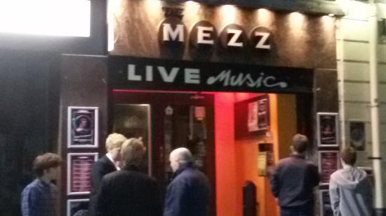 ‪The Mezz - Temple Bar‬
