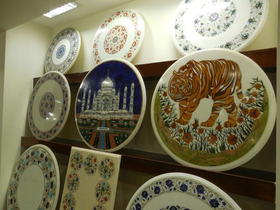 Handicraft Picture Of Handicrafts Gallery Agra Tripadvisor