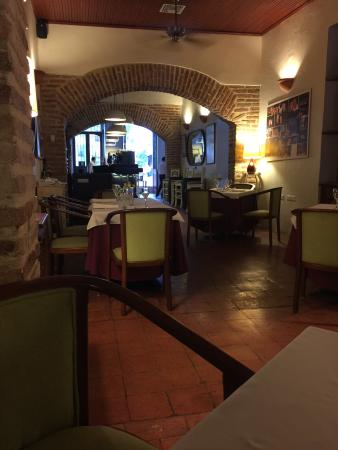 Very quaint restaurant
