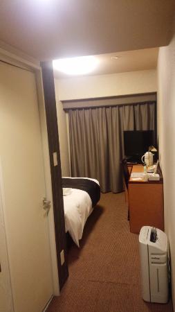 Hotel Villa Fontaine Hamamatsucho: 客室入り口から