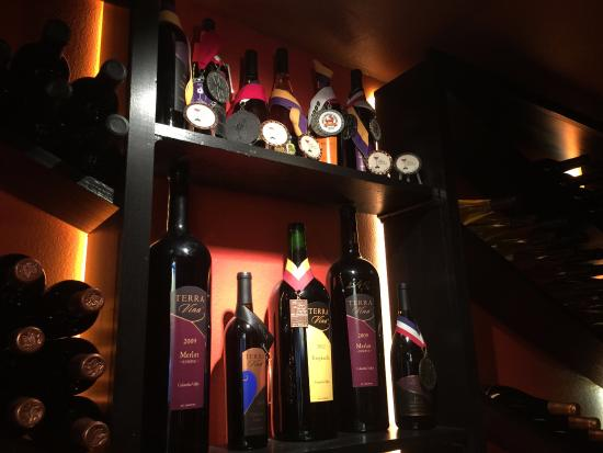 Terra Vina Wines : Award winning wines at Terra Vina