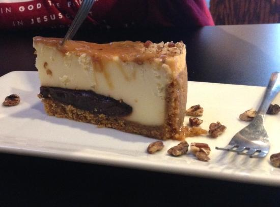Front Royal, VA: Turtle Cheese Cake