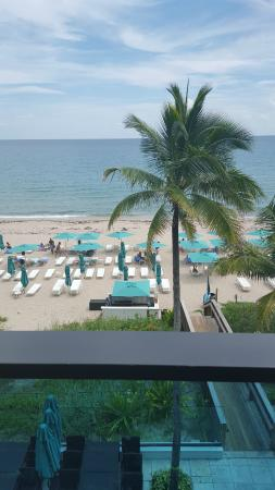 Tideline Ocean Resort & Spa: View from my room