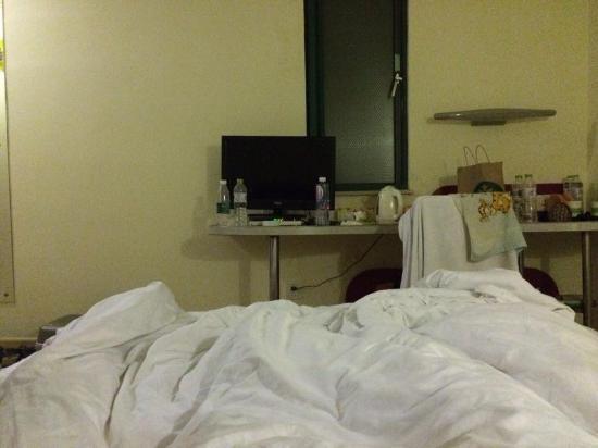 Motel 168 (Nanjing Huju South Road): ห้องพัก