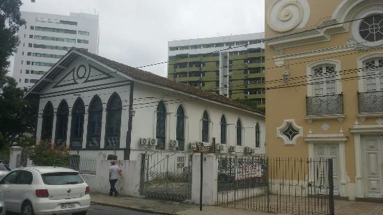 Igreja Sao Jose dos Manguinhos