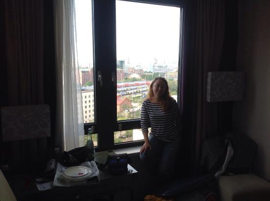 City Hotel Hamburg Mitte : В номере