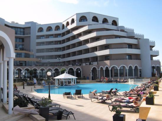 Radisson Blu Resort, Malta St. Julian's, St. Julian's, Outdoor Pool