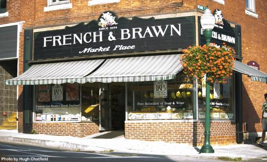 ‪French & Brawn Market Place‬
