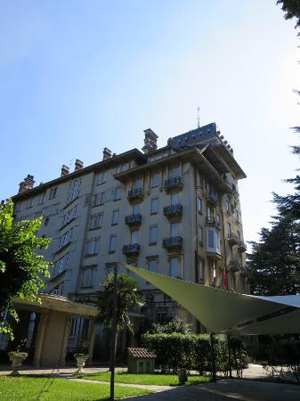 Palace Grand Hotel: Hotel