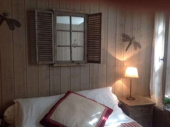 Chambres d'hotes Au Bois Normand : camera n.1