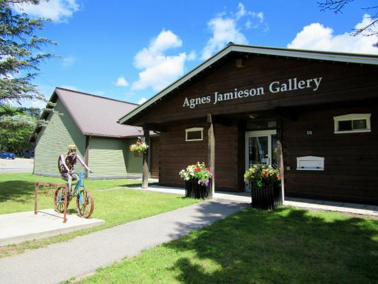 Minden, كندا: Gallery Entrance