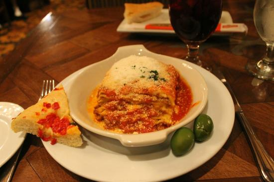 Lasagne picture of tutto italia ristorante orlando for Tutete italia