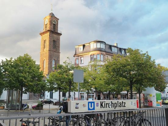 Bed And Breakfast In Frankfurt City Centre