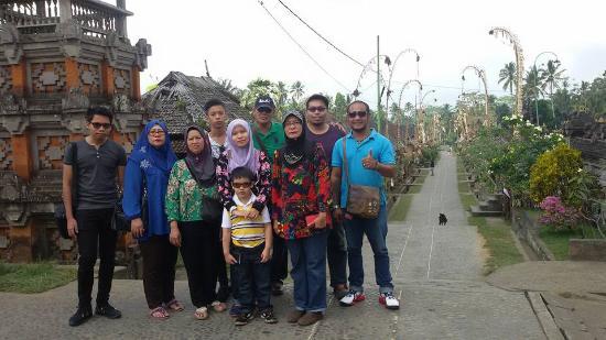 Tirta Bali Driver -  Day Tour