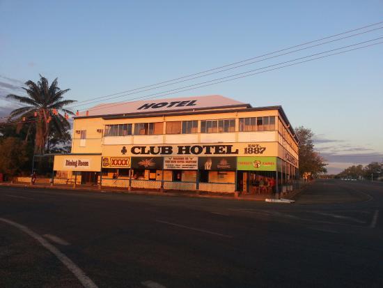 Croydon Club Hotel -クロイドン...