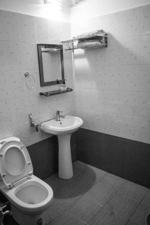 Riverview Guest House: Hygienic and spacious washrooms