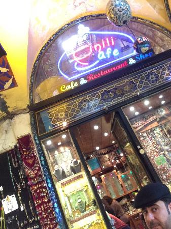 Cinili Cafe Grand Bazaar