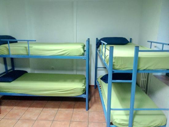 Canfranc, Ισπανία: habitacion