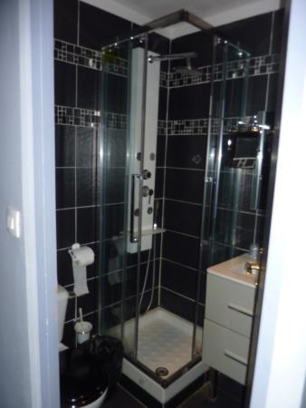 Hotel Paradis: Baño