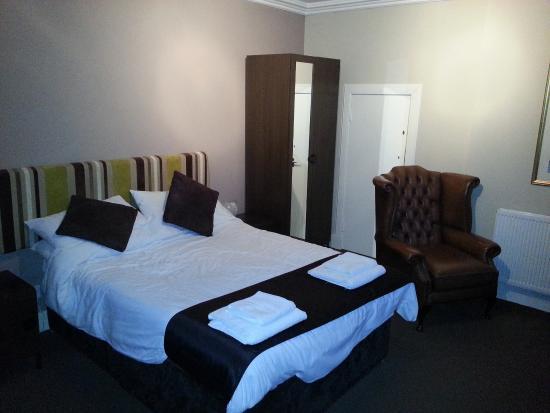 Lamlash Bay Hotel : Our Room