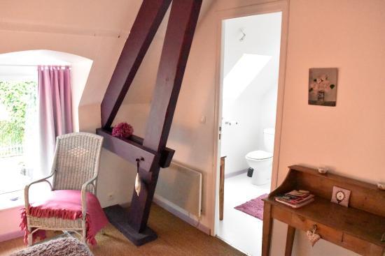 La Malposte : room