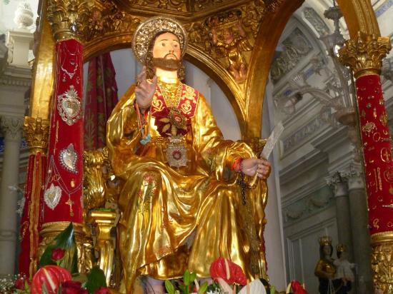 Chiesa di San Bartolomeo: San Bartolomeo Ap.