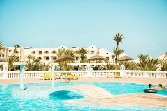 Sunconnect djerba aqua resort djerba island tunisia for Hotels djerba