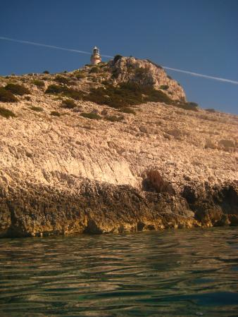 Lastovo Island, Croacia: Sturag lighthouse