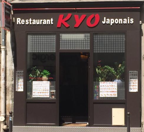 Restaurant kyo japonais paris restaurant avis num ro de t l phone photos tripadvisor - Numero de telephone printemps haussmann ...