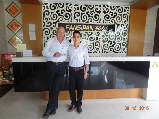 Fansipan Danang Hotel : Helpful Staff!