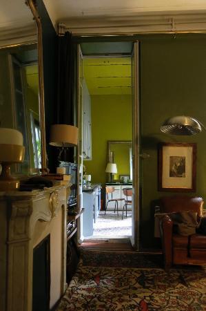 La Pension Edelweiss: Zimmer/Suite Parterre