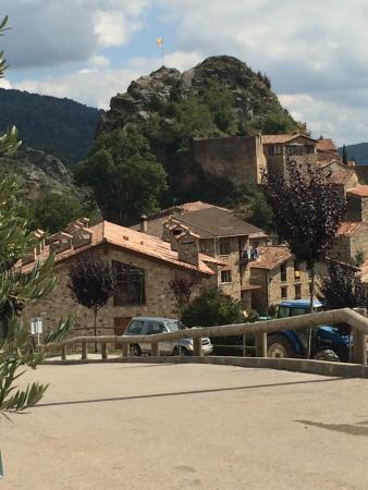 Vilallonga de Ter, Spanje: Vista immillorable!!!