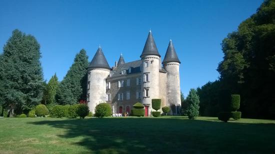 Camping Château de Leychoisier