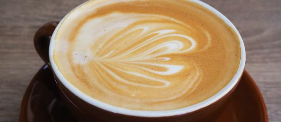 Shorehouse Kitchen Coffee with Macadamia Nut Milk - Picture of ...