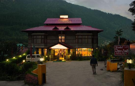 Image result for hotel devlok manali
