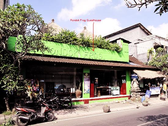 Pondok Frog Bungalow: Pondok_Frog_Guesthouse