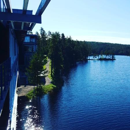 Romskog, Noruega: Rømskog Spa En godt gjemt juvel i skogen.